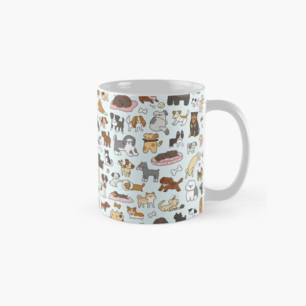 Doggy Doodle Classic Mug