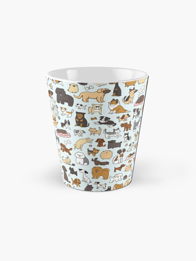 Alternate view of Doggy Doodle Mug