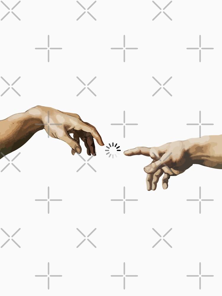 Hände Gottes von shaylikipnis