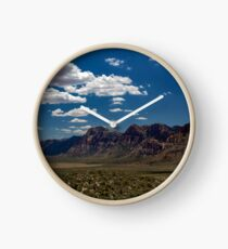 Red Rock Canyon National Conservation Area Clock