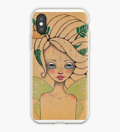 The Raindrop Fairy  iPhone Case