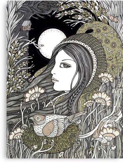 Ostara by Anita Inverarity