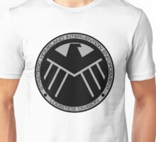 S.H.I.E.L.D logo Unisex T-Shirt