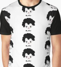 My Afro Graphic T-Shirt