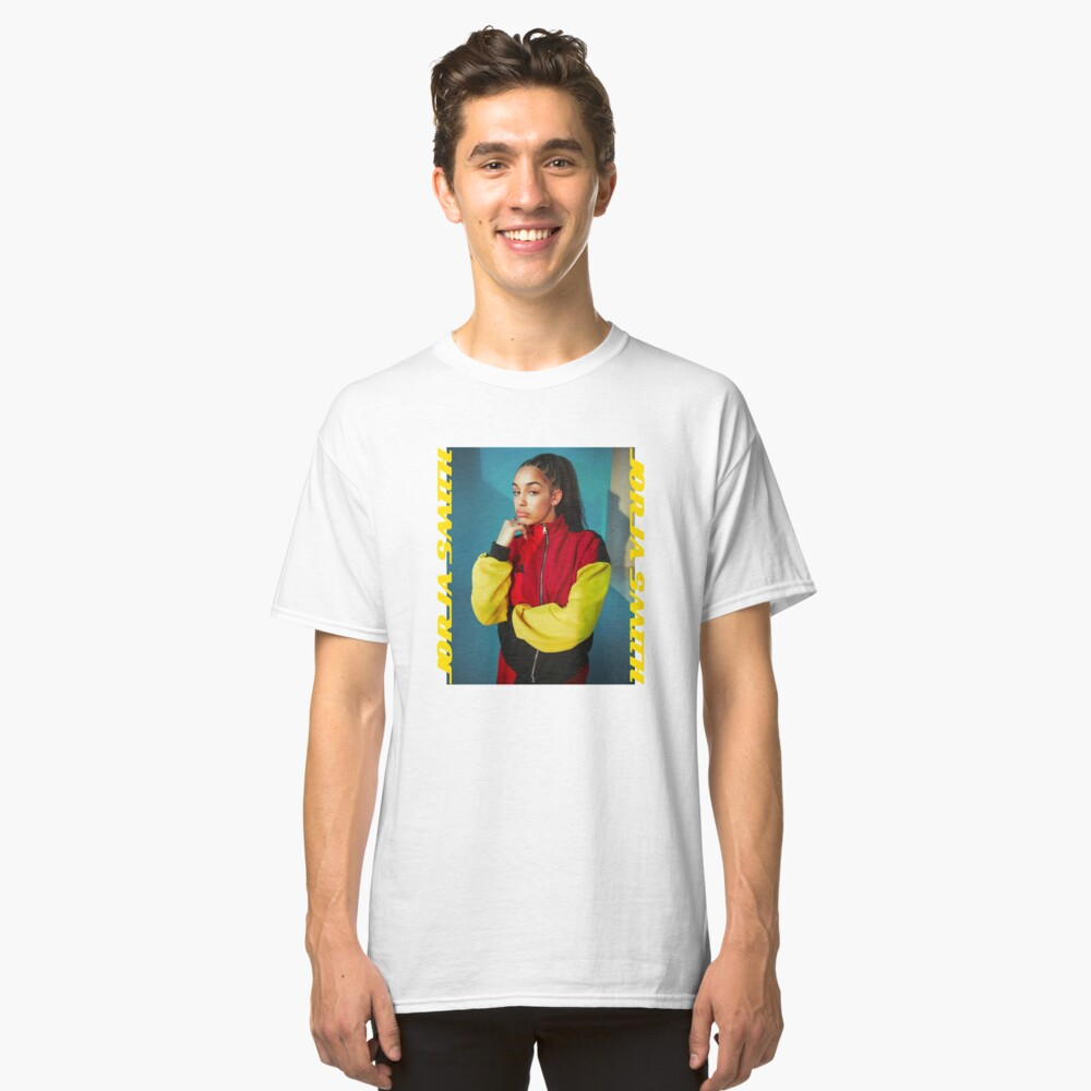 JORJA SMITH Classic T-Shirt Front