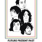 FUTURE PRESENT PAST - The Strokes by Strange City