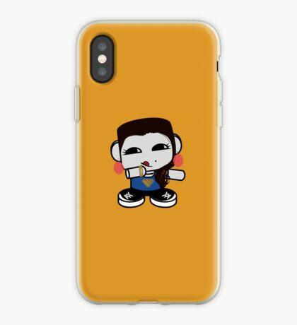 Naka Do O'BOT Toy Robot 3.0 iPhone Case
