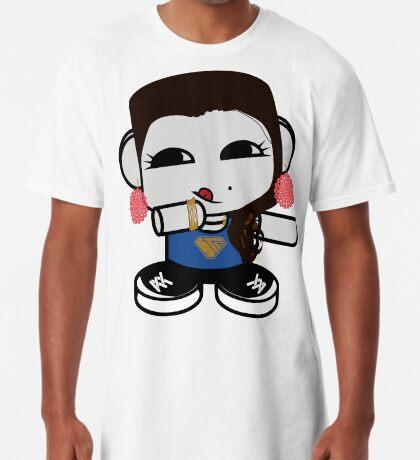 Naka Do O'BOT Toy Robot 3.0 Long T-Shirt