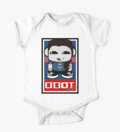 Naka Do O'BOT Toy Robot 2.0 Kids Clothes