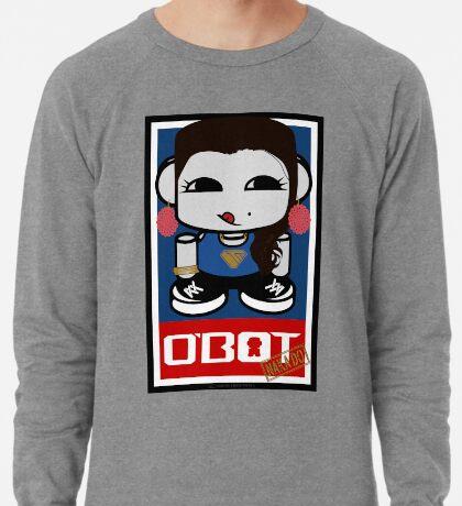 Naka Do O'BOT Toy Robot 2.0 Lightweight Sweatshirt