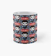 Naka Do O'BOT Toy Robot 2.0 Classic Mug