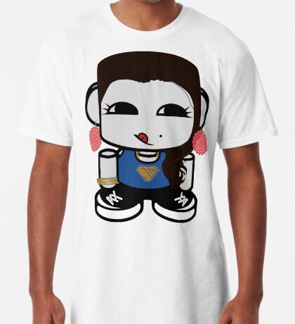 Naka Do O'BOT Toy Robot 1.0 Long T-Shirt