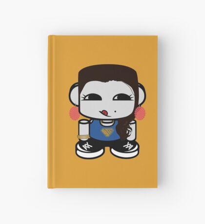 Naka Do O'BOT Toy Robot 1.0 Hardcover Journal