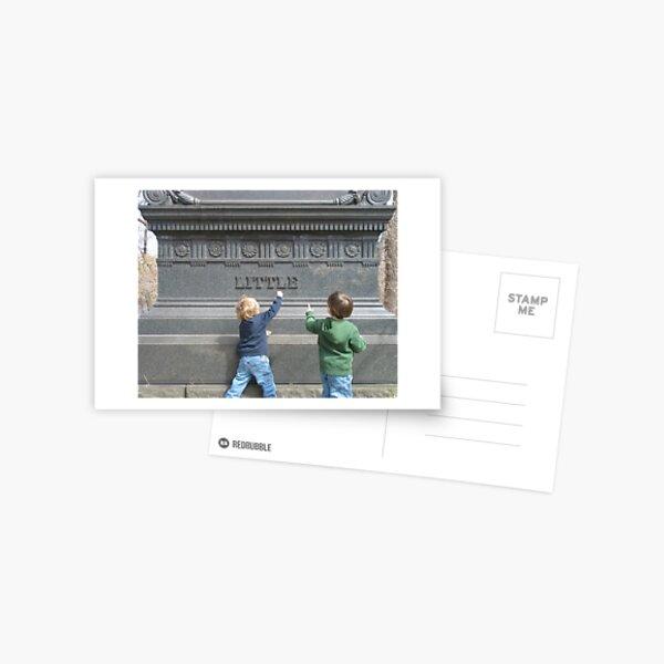 l-i-t-t-l-e Postcard