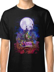 Majora's Mask 3D  Classic T-Shirt