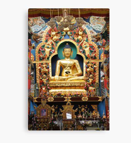 Buddha. India Canvas Print