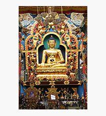 Buddha. India Photographic Print
