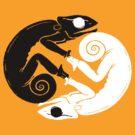 Yin Yang  by Kimberly Temple