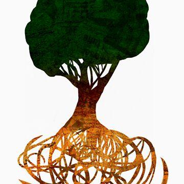 Tree by MrHoisington