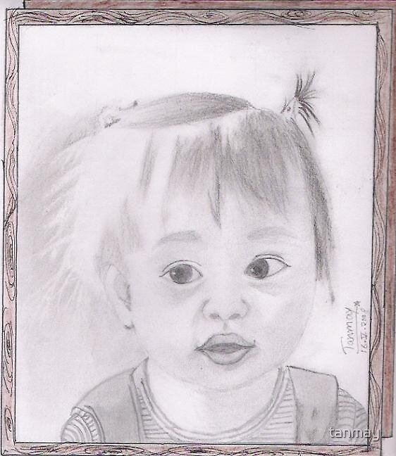 Cute Baby by tanmay