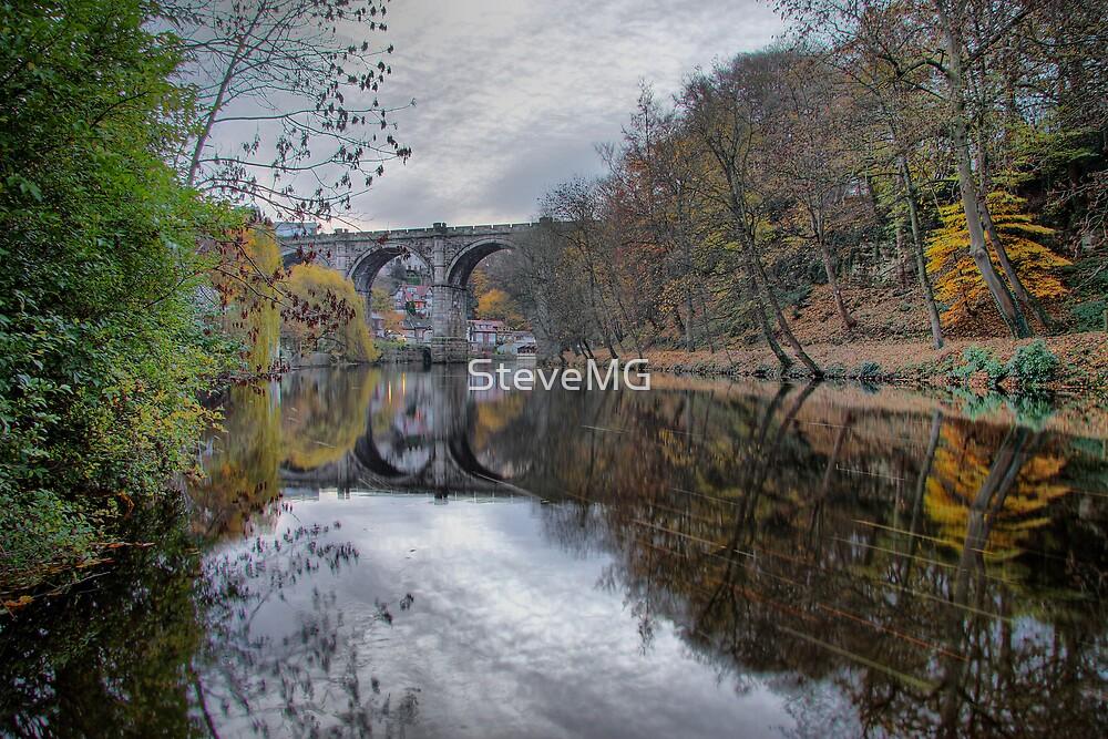 Knaresborough & The River Nidd by SteveMG