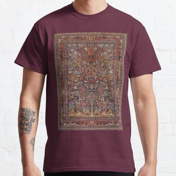 Persian Vintage Antique Carpet Nature Fine Art Classic T-Shirt