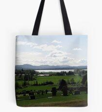 Historic Pioneer Cemetery Tote Bag