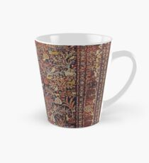 Persian Vintage Antique Carpet Nature Fine Art Tall Mug