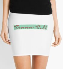 Summer Salt Mini Skirt