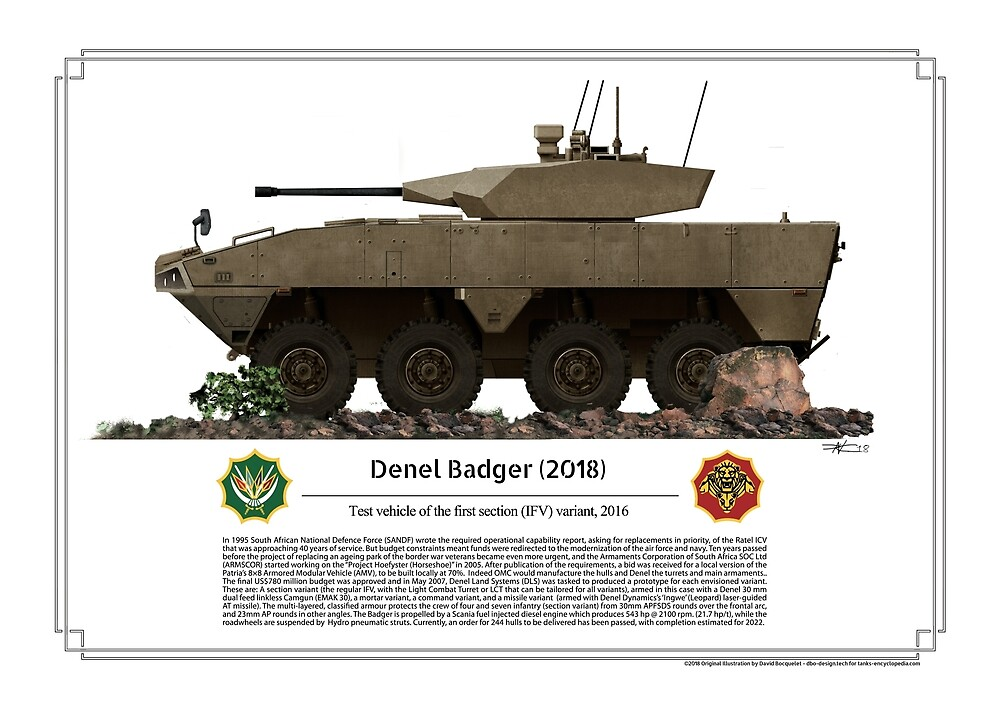 Denel Badger