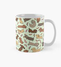 Wiener Dog Wonderland Classic Mug