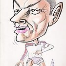 Football Player by tanmay