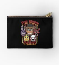 Five Nights At Freddy's Pizzeria Multi-Character Studio Pouch