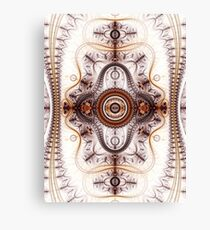 Time machine - Abstract Fractal Artwork Canvas Print