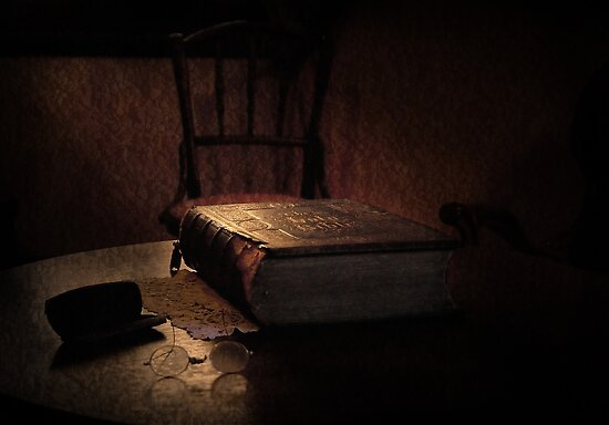 The Family Bible by Rosalie Dale
