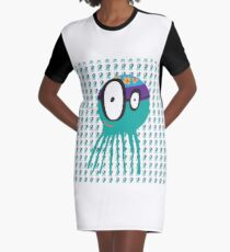 Where is Octo Graphic T-Shirt Dress