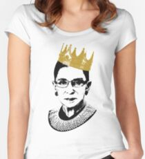 Notorious RBG Women's Fitted Scoop T-Shirt