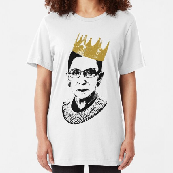 Notorious RBG Slim Fit T-Shirt