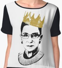 Notorious RBG Chiffon Top