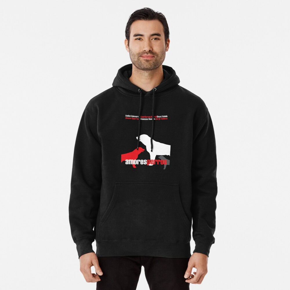 Amores Perros 2000 amores perros - film 2000 | pullover hoodie