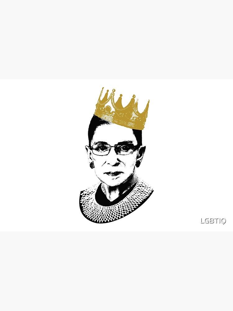 Notorious RBG by LGBTIQ