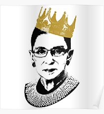 Notorious RBG Poster