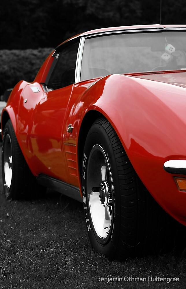 Corvette Stingray by Benjamin Othman Hultengren