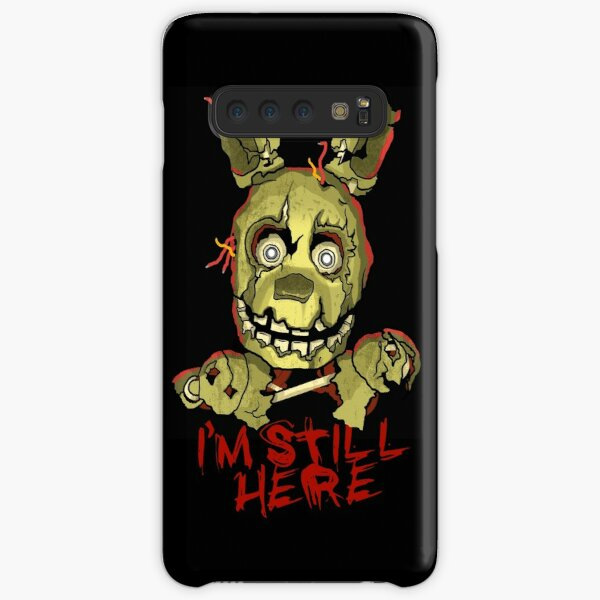 Five Nights At Freddy's Springtrap Samsung Galaxy Snap Case