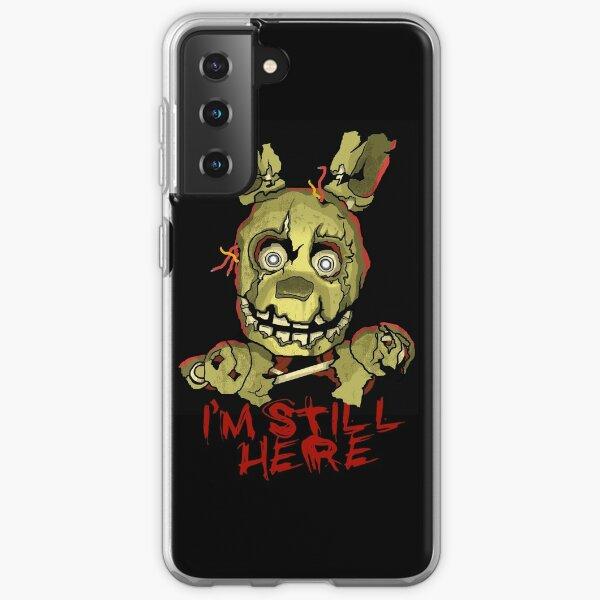 Five Nights At Freddy's Springtrap Samsung Galaxy Soft Case