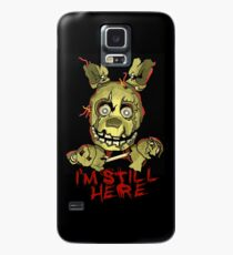 Five Nights At Freddy's Springtrap Case/Skin for Samsung Galaxy