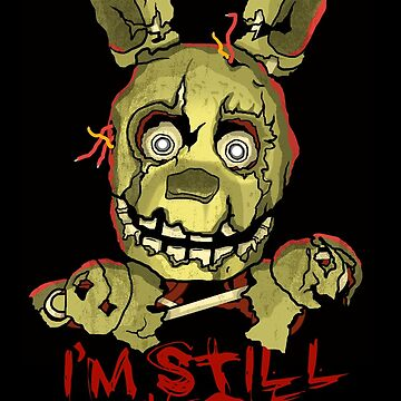 Five Nights At Freddy's Springtrap by fnaftees