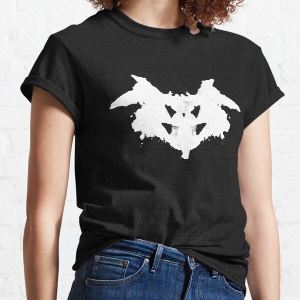 Rorschach Ink Blot Test, Butterfly Classic T-Shirt