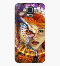Blodeuwedd Case/Skin for Samsung Galaxy