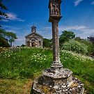 St Mary Glynde by Dave Godden